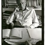 1000x600-false-1297161149Mario Luzi nel suo studio a Firenze (1987)