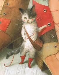 gatto stivali