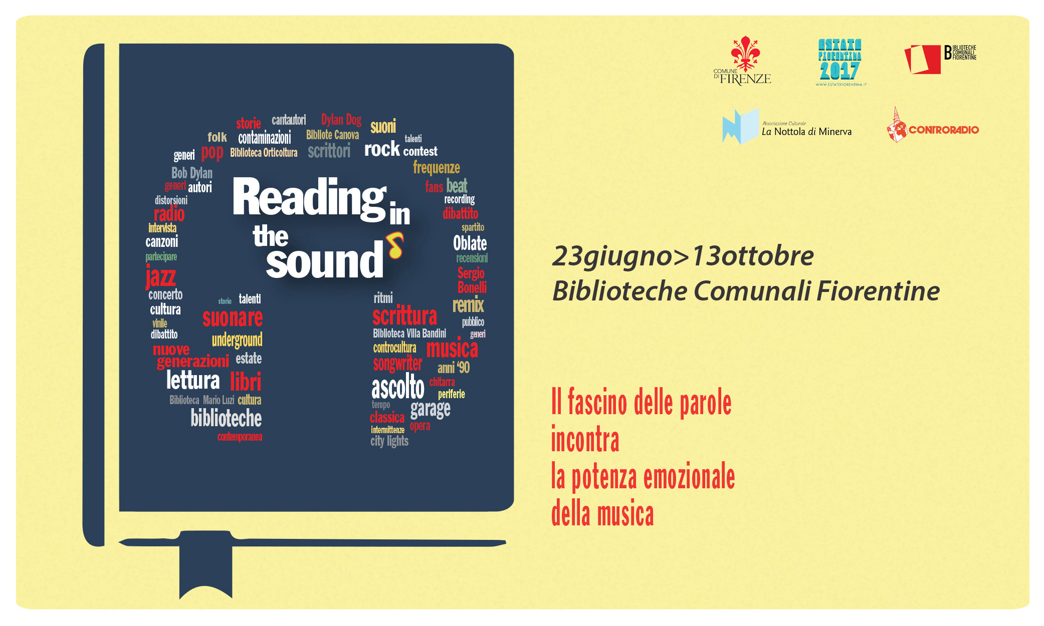 Reading in the sound