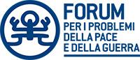 logo forum per i problemi della pace e della guerra