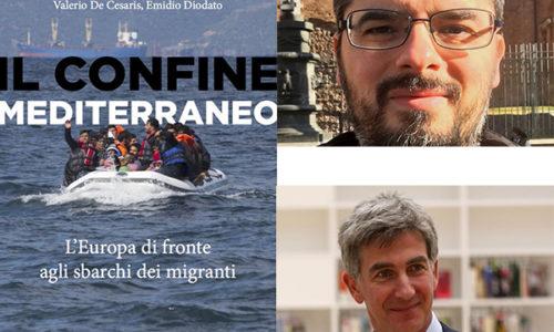 10 - IL CONFINE MEDITERRANEO - Valerio De Cesaris - Emidio Diodato - Caffè Letterario - 22 maggio 2019