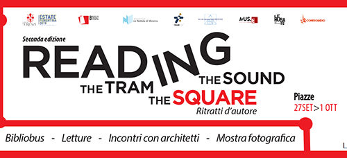 banner evento Reading in the Square 2019