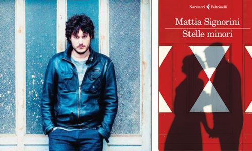 STELLE MINORI - MATTIA SIGNORINI - CAFFè LETTERARIO - 19 SETTEMBRE 2019