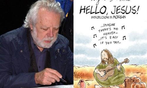 Staino Hello Jesus