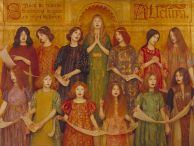 Thomas_Cooper_Gotch_-_Alleluia_-_Google_Art_Project