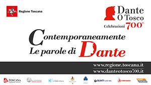 Contemporaneamente le parole di Dante