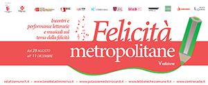 Felicità metropolitane – V edizione